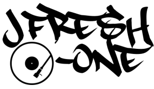 DJ JFresh-One - Logo 3 [black]